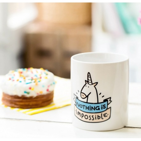 nothing-is-impossible-mug