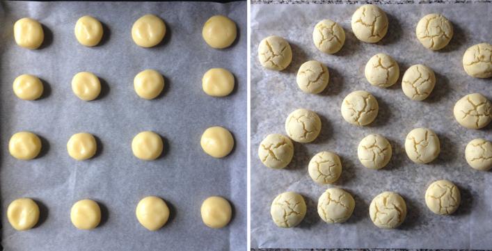 biscotti green rebi prima e dopo