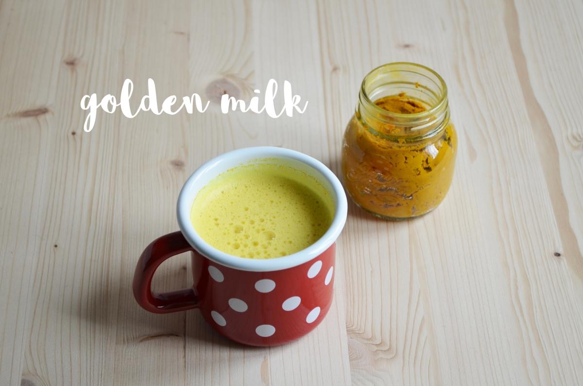 golden milk green rebi